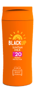 BLACK UP Suntan Milk SPF 20, 200 ml